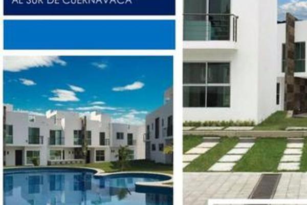 Foto de casa en venta en  , lomas de trujillo, emiliano zapata, morelos, 8003552 No. 13