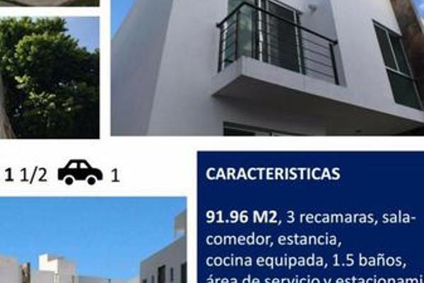 Foto de casa en venta en  , lomas de trujillo, emiliano zapata, morelos, 8003552 No. 14