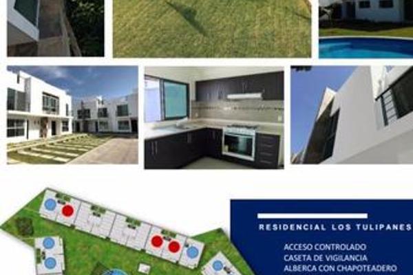Foto de casa en venta en  , lomas de trujillo, emiliano zapata, morelos, 8003552 No. 16