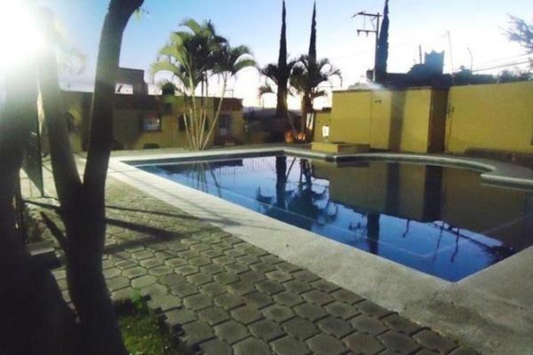 Foto de casa en renta en  , lomas de trujillo, emiliano zapata, morelos, 8119097 No. 01