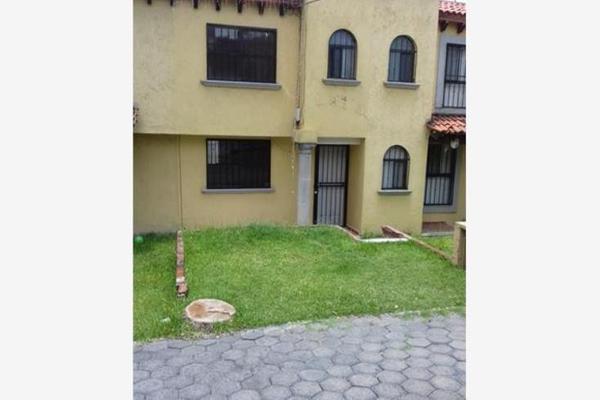 Foto de casa en renta en  , lomas de trujillo, emiliano zapata, morelos, 8119097 No. 02