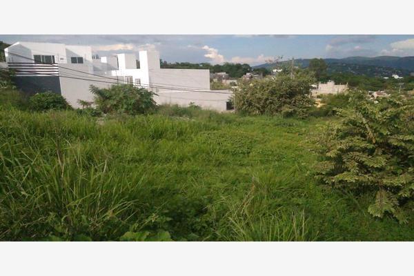 Foto de terreno habitacional en venta en  , lomas de trujillo, emiliano zapata, morelos, 8187515 No. 01