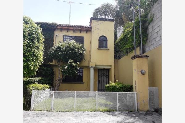 Foto de casa en venta en lomas de trujillo , lomas de trujillo, emiliano zapata, morelos, 8118355 No. 01