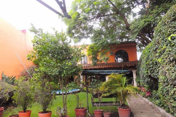 Foto de casa en venta en  , lomas de vista hermosa, cuernavaca, morelos, 5872402 No. 01