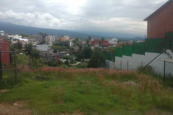 Foto de terreno habitacional en venta en  , lomas de zompantle, cuernavaca, morelos, 8119227 No. 05