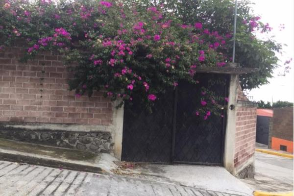 Foto de terreno habitacional en venta en  , lomas del águila, cuernavaca, morelos, 8399181 No. 01