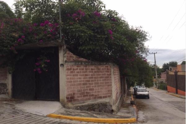 Foto de terreno habitacional en venta en  , lomas del águila, cuernavaca, morelos, 8399181 No. 03