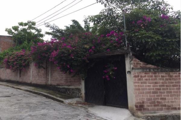 Foto de terreno habitacional en venta en  , lomas del águila, cuernavaca, morelos, 8399181 No. 04