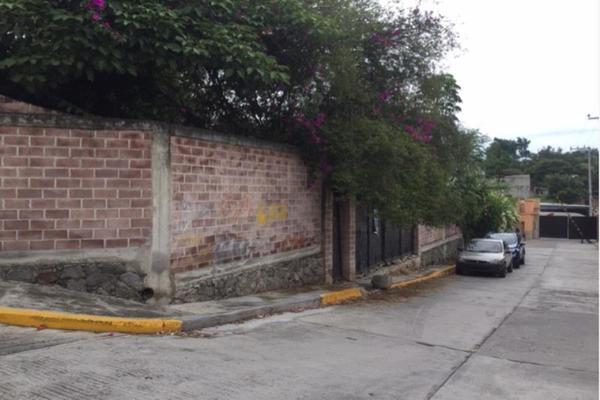 Foto de terreno habitacional en venta en  , lomas del águila, cuernavaca, morelos, 8399181 No. 05