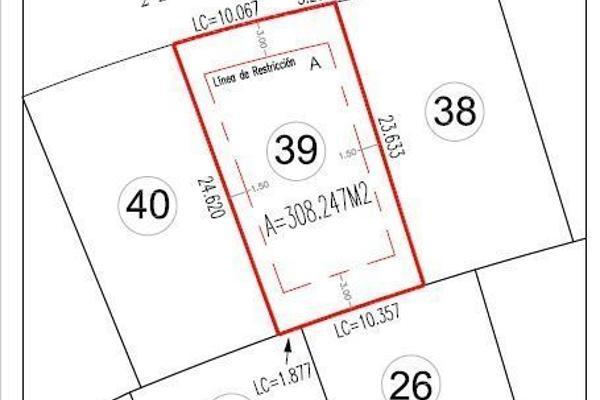 Foto de terreno habitacional en venta en  , lomas del campanario iii, querétaro, querétaro, 14022546 No. 05