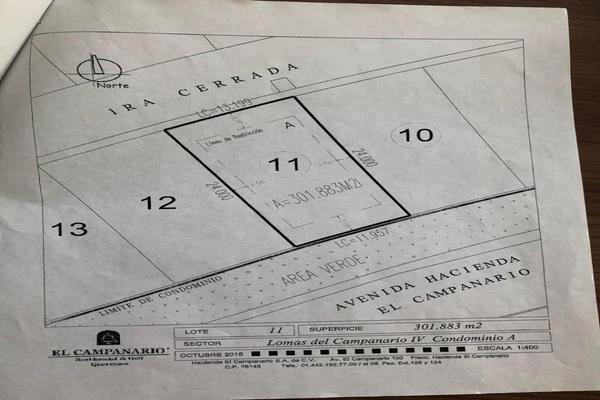 Foto de terreno habitacional en venta en lomas del campanario iv , el campanario, querétaro, querétaro, 14022056 No. 06