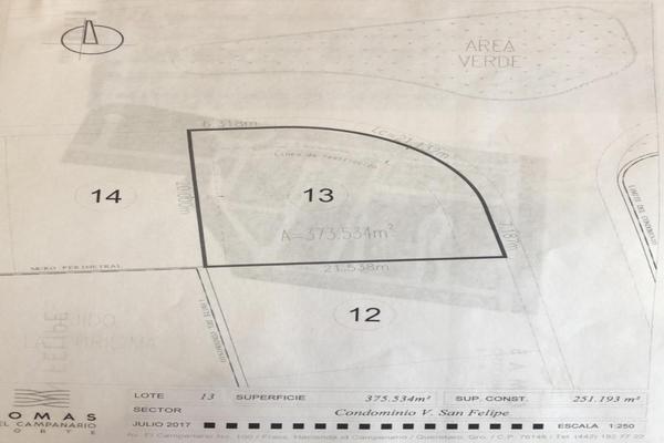 Foto de terreno habitacional en venta en lomas del campanario norte , fray junípero serra, querétaro, querétaro, 8266549 No. 10