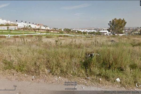 Foto de terreno habitacional en venta en  , lomas del chapulín, aguascalientes, aguascalientes, 7977087 No. 01
