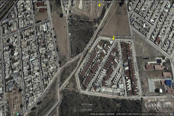Foto de terreno habitacional en venta en  , lomas del chapulín, aguascalientes, aguascalientes, 7977087 No. 02