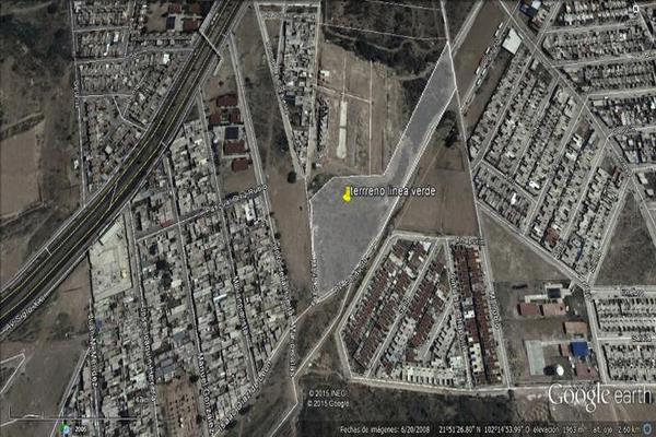 Foto de terreno habitacional en venta en  , lomas del chapulín, aguascalientes, aguascalientes, 7977087 No. 04