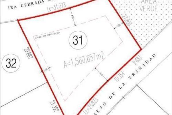 Foto de terreno habitacional en venta en  , lomas del marqués 1 y 2 etapa, querétaro, querétaro, 14022403 No. 05