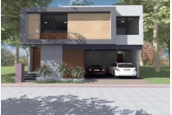 Foto de casa en venta en lomas del pedregal 100, lomas del pedregal, san luis potosí, san luis potosí, 9935281 No. 01