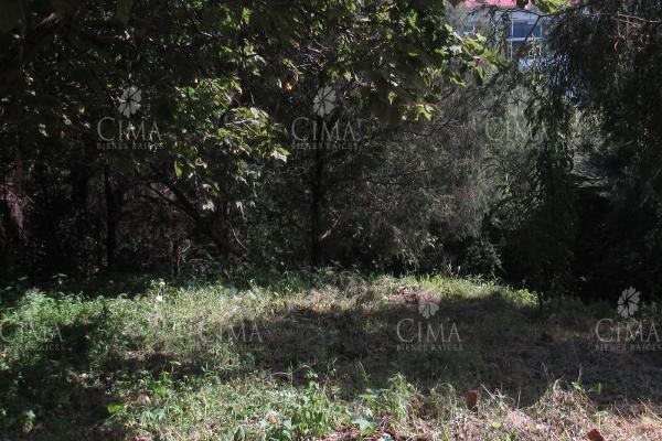 Foto de terreno habitacional en venta en  , lomas del conde, cuernavaca, morelos, 9234912 No. 04