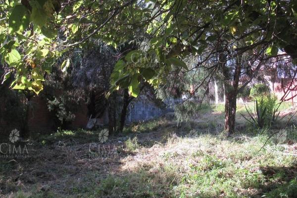 Foto de terreno habitacional en venta en  , lomas del conde, cuernavaca, morelos, 9234912 No. 05