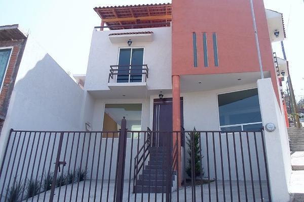 Foto de casa en venta en  , lomas del punhuato, morelia, michoacán de ocampo, 5693326 No. 01