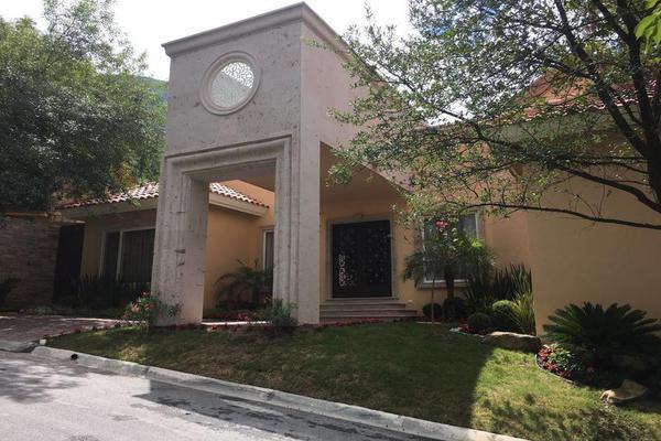 Foto de casa en venta en  , lomas del rosario, san pedro garza garcía, nuevo león, 7475384 No. 01