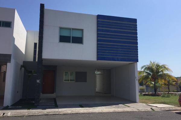 Foto de casa en renta en  , lomas del sol, alvarado, veracruz de ignacio de la llave, 3424546 No. 01