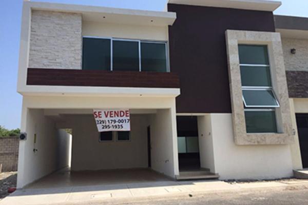 Foto de casa en venta en  , lomas del sol, alvarado, veracruz de ignacio de la llave, 3427315 No. 01