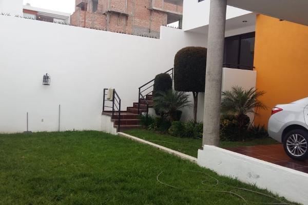 Foto de casa en renta en  , lomas del tecnológico, san luis potosí, san luis potosí, 14031298 No. 01