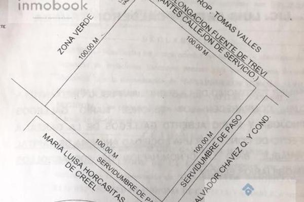 Foto de terreno habitacional en venta en  , lomas del valle i y ii, chihuahua, chihuahua, 12644269 No. 04