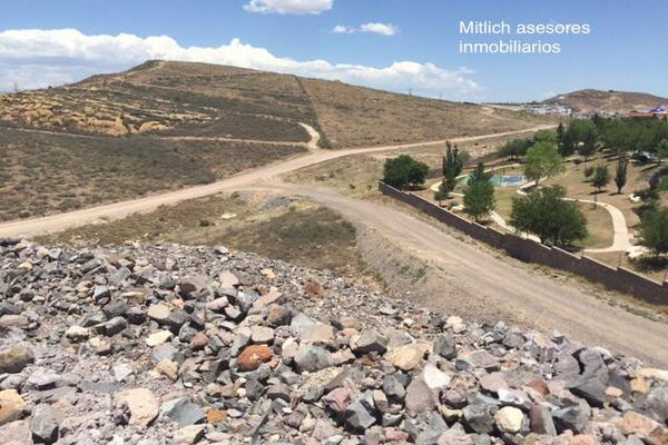 Foto de terreno habitacional en venta en  , lomas del valle i y ii, chihuahua, chihuahua, 8473909 No. 02