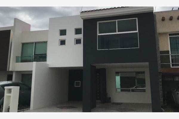 Foto de casa en venta en lomas del valle , lomas del valle, puebla, puebla, 8862778 No. 01