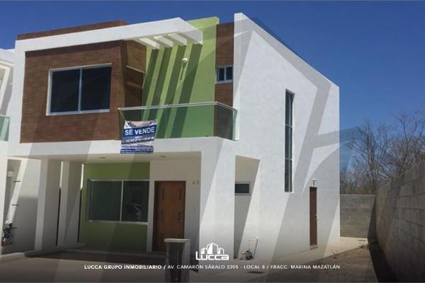 Foto de casa en venta en  , lomas del valle, mazatlán, sinaloa, 8849984 No. 01