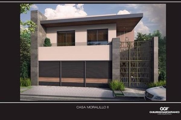 Foto de casa en venta en  , lomas del valle, san pedro garza garcía, nuevo león, 3424701 No. 01