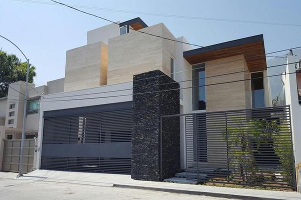 Foto de casa en venta en  , lomas del valle, san pedro garza garcía, nuevo león, 8034145 No. 01