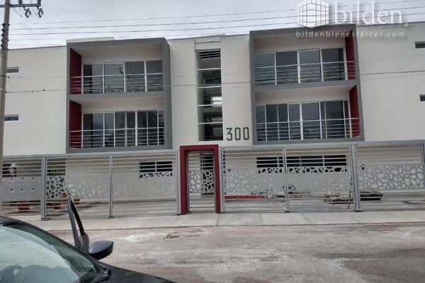 Foto de departamento en renta en  , lomas del sahuatoba, durango, durango, 9206199 No. 01
