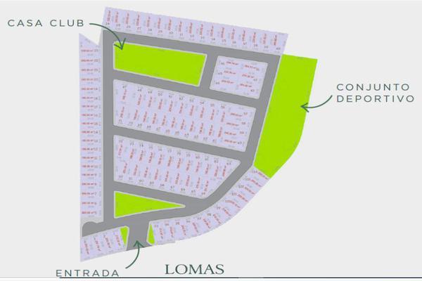 Foto de terreno habitacional en venta en lomas l2 2, palma real, torreón, coahuila de zaragoza, 17880499 No. 09