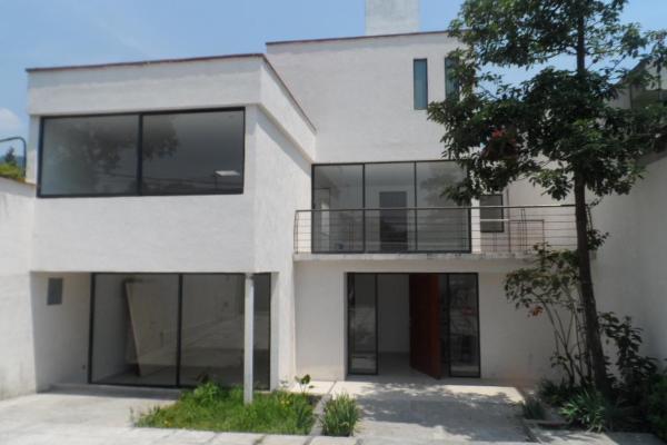 Foto de casa en venta en  , lomas quebradas, la magdalena contreras, df / cdmx, 5352444 No. 01