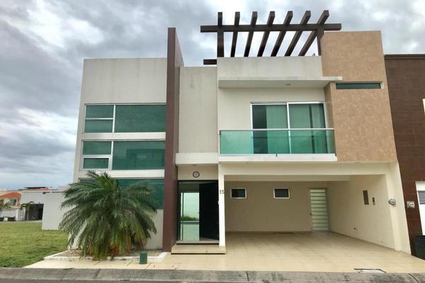 Foto de casa en renta en lomas residencial 7, lomas residencial, alvarado, veracruz de ignacio de la llave, 7541999 No. 01