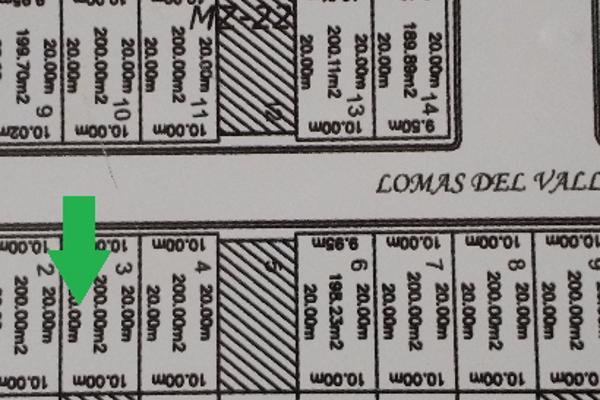 Foto de terreno habitacional en venta en  , lomas residencial, alvarado, veracruz de ignacio de la llave, 2631815 No. 03