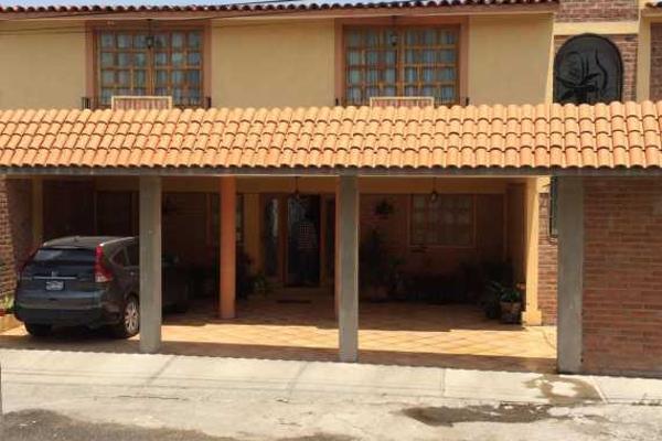 Foto de casa en venta en lomas residencial pachuca , lomas residencial pachuca, pachuca de soto, hidalgo, 6123157 No. 01