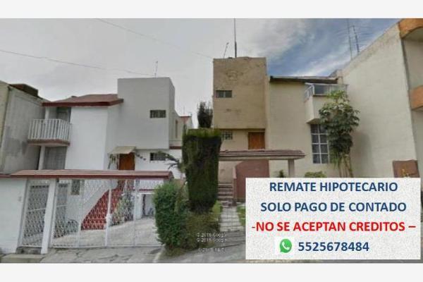 Foto de casa en venta en lomas verdes 1, lomas verdes 3a sección, naucalpan de juárez, méxico, 6170990 No. 01
