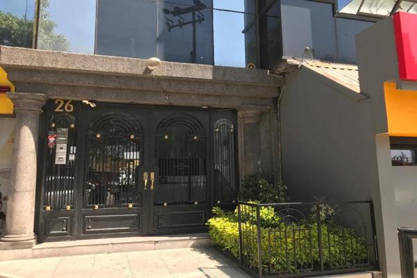 Foto de oficina en renta en lomas verdes 26, lomas verdes 1a sección, naucalpan de juárez, méxico, 18138562 No. 01