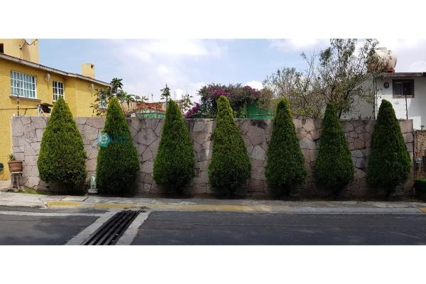 Foto de terreno habitacional en venta en  , lomas verdes 4a sección, naucalpan de juárez, méxico, 5973972 No. 01