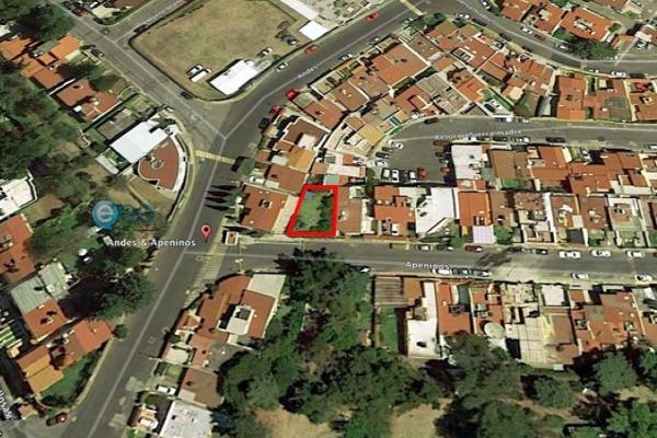 Foto de terreno habitacional en venta en  , lomas verdes 4a sección, naucalpan de juárez, méxico, 5973972 No. 07