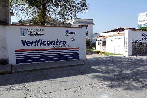 Foto de nave industrial en venta en  , lópez de nava, jonacatepec, morelos, 3509538 No. 03