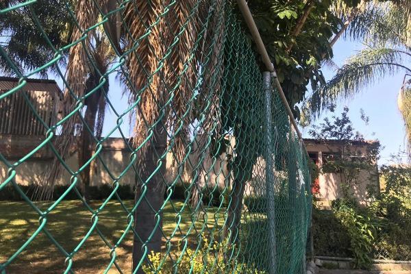 Foto de terreno habitacional en venta en lopez mateos , santa cruz de las flores, tlajomulco de zúñiga, jalisco, 6211600 No. 05