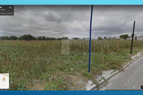 Foto de terreno habitacional en venta en lópez mateos , tepojaco, tizayuca, hidalgo, 6207331 No. 01
