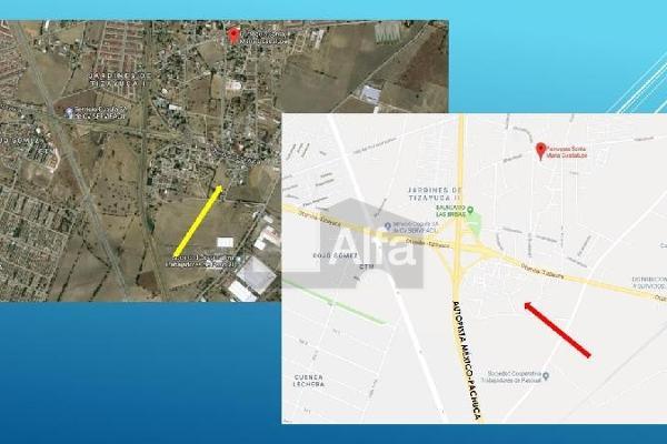 Foto de terreno habitacional en venta en lópez mateos , tepojaco, tizayuca, hidalgo, 6207331 No. 02