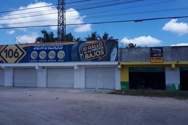 Foto de local en venta en lopez portillo 0 , cancún centro, benito juárez, quintana roo, 10029749 No. 04