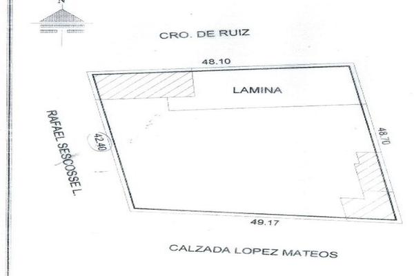 Foto de terreno comercial en venta en lopez portillo , zacatecas centro, zacatecas, zacatecas, 12765022 No. 03